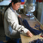 Lace Manufacturing