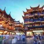 Shanghai - Yuyuan Temple